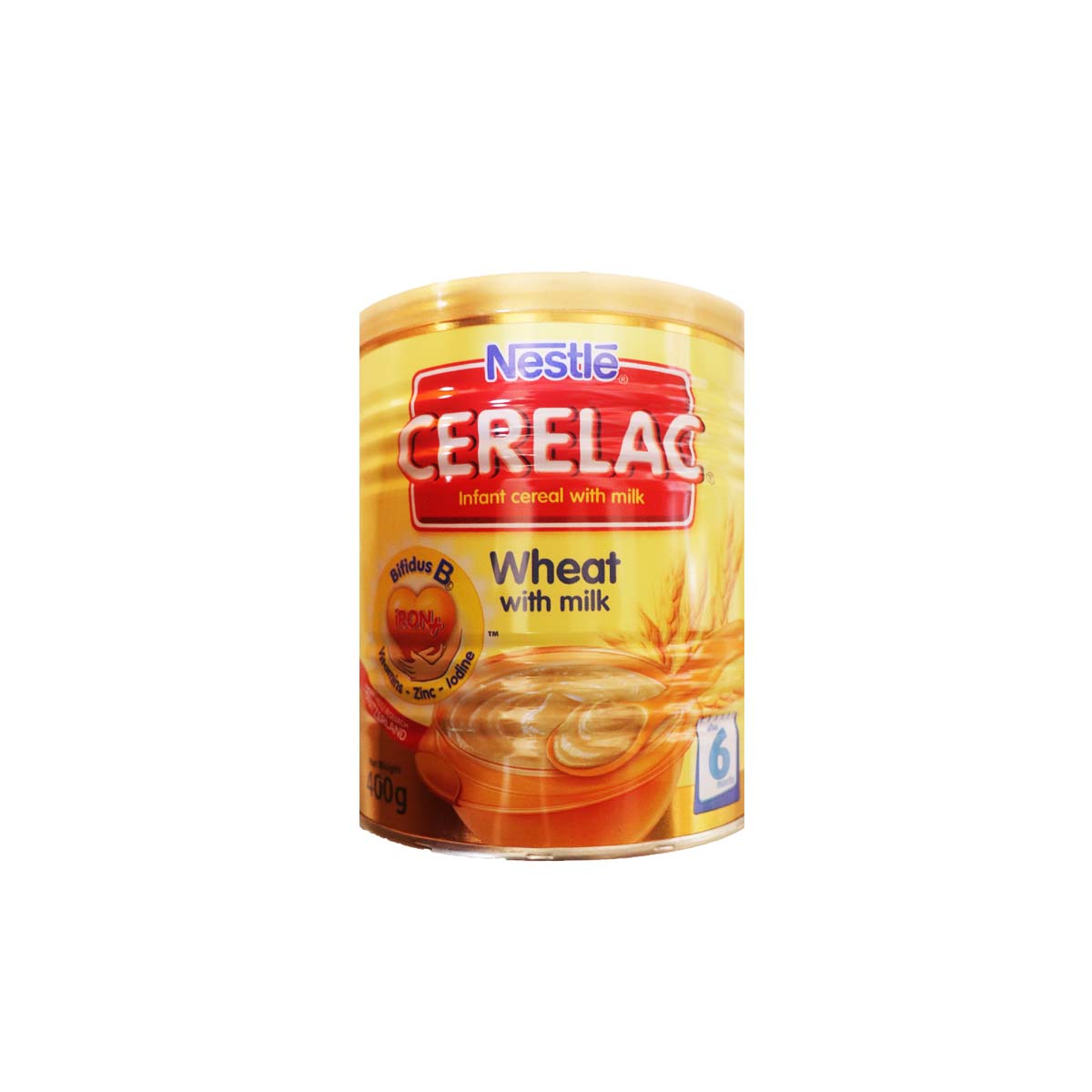 Cerelac Infant Cereal Wheat With Milk 400g