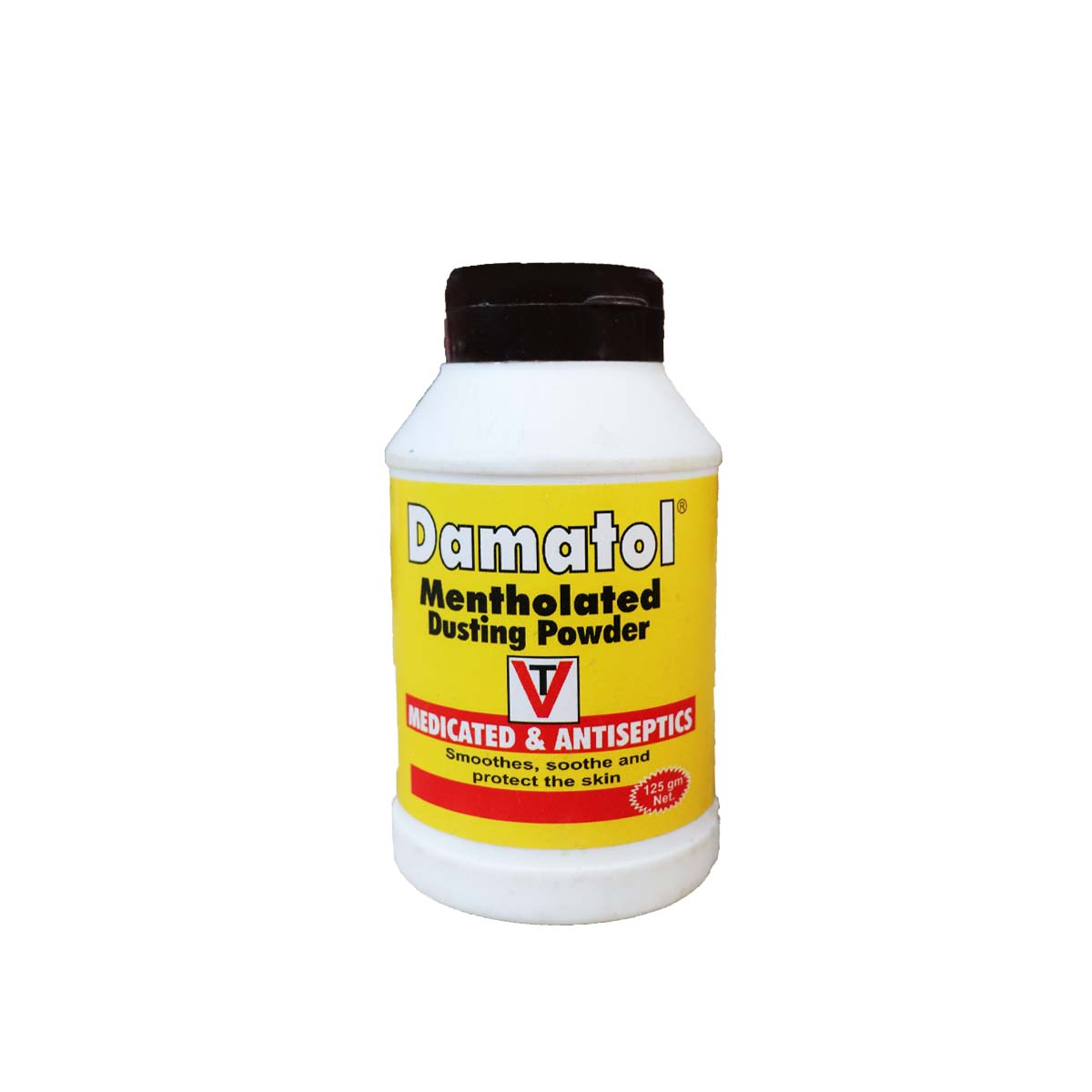 Picture of Damatol Mentholated Dusting Powder 125g