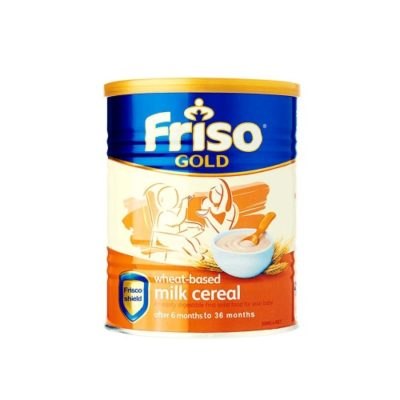 Friso Gold Wheat Based Milk Cereal 300g