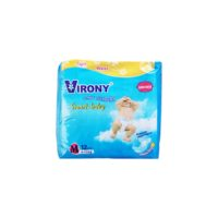 Virony Smart Baby Diapers Carry Pack ( Size M x 12 PCS)