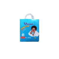 Virony Super Star Baby Pants Carry Pack (Size L x 22 PCS)