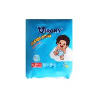 Virony Super Star Baby Pants Carry Pack (Size XL x 20 PCS)