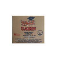 Yale Cabin Sweetened Biscuit 450g x 12