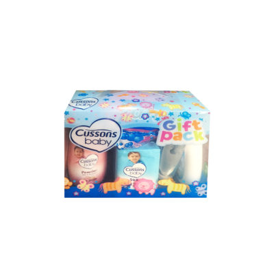 Cussons Baby Gift Pack Blue x 5