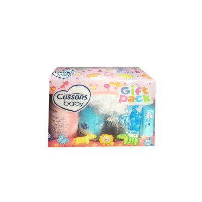 Cussons Baby Gift Pack Pink x 5