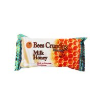 Bees Crunchy Milk And Honey Biscuits 56g