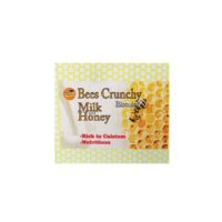 Bees Crunchy Milk And Honey Biscuits 56g x 48