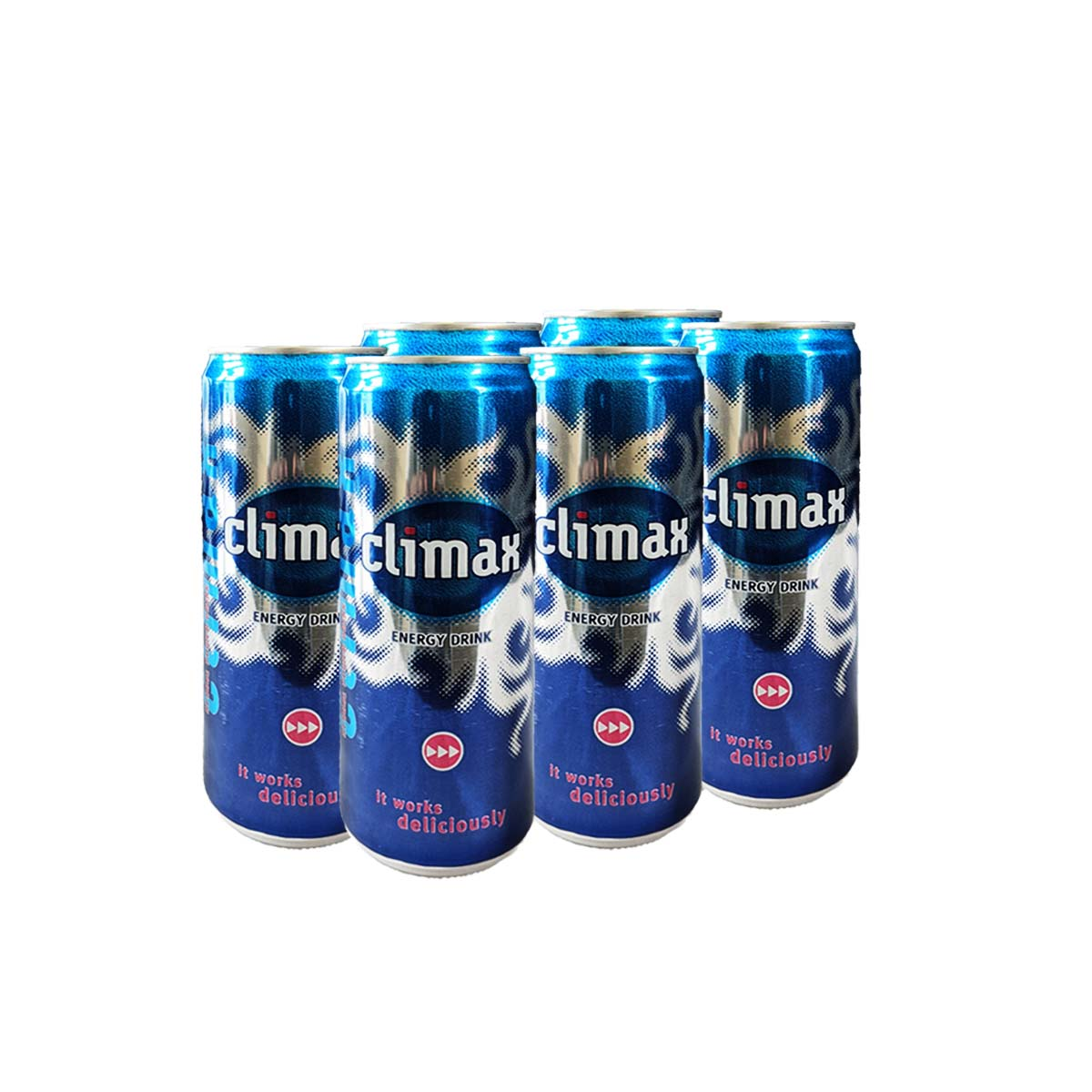 Climax Energy Drink 33cl x 6