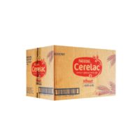 Cerelac Infant Cereal Wheat With Milk Sachet 50g x 80