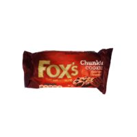 Fox's Extremely Chocolatey Chunkie Cookies 175g