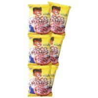 Fun Snax Choco Champs Cereal 40g x 6