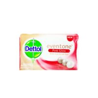 Dettol Even Tone Pink Glow Anti-Bacterial Bar Soap 160g